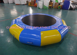 الصين Aquaglide Supertramp ماء Trampoline متنزه, قابل للنفخ ماء لعبة مصنع